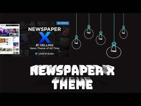 How To Download And Activate Newspaper X (10) WordPress Theme - 100% Free Latest Version