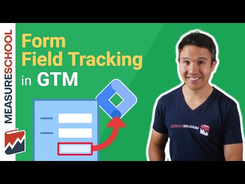Form Field Tracking with Google Tag Manager and a Auto Event Trigger