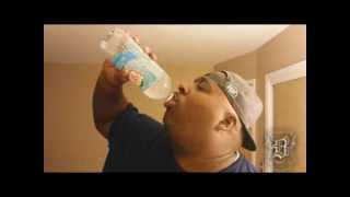 11 Second 1 Liter Ice Cold Seltzer Water Chug thumbnail
