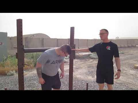 KCF Strongman - Yoke Carry