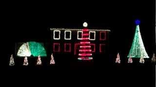 Jingle Rock Anthem (parody of House Party Anthem) - Brooklyn CT - 2012