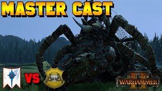 Master Cast: Shetland Apache (Pirates of Sartosa) vs. High Elves | Total War: Warhammer 2