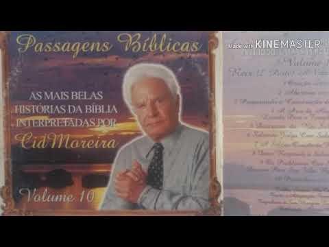 Rei Salomão narrado por Cid Moreira parte 1