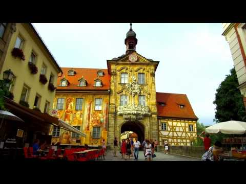 What to see in Bamberg - august 2017