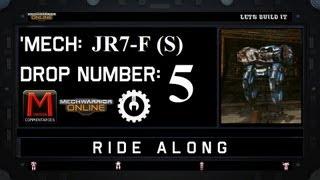 MWO Ride Along: JR7-F (S) Drop 5