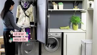 Máy giặt hấp sấy khô LG Styler