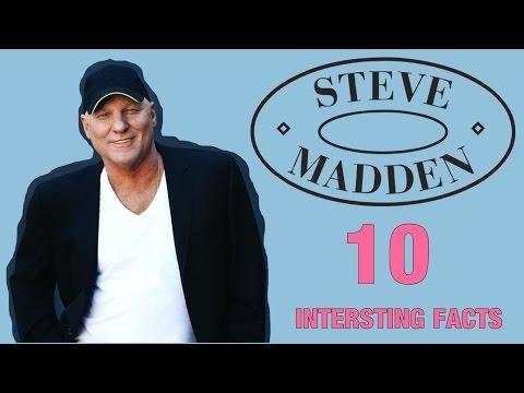 Fashion Designer Steve Madden: 10 Interesting Facts About Steve Madden