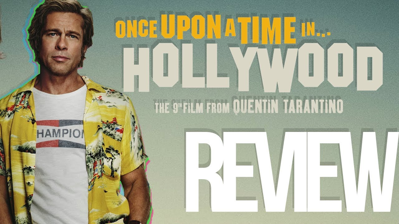 ONCE UPON A TIME IN HOLLYWOOD Kritik / Review   2019 Sony Pictures Entertainment
