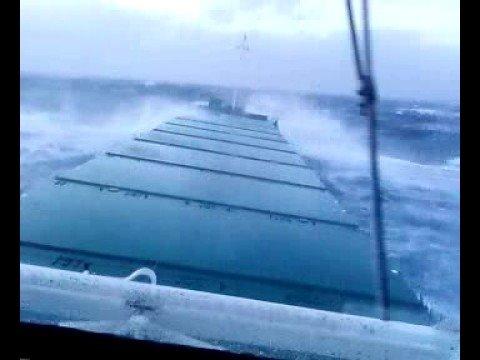 Arklow sea