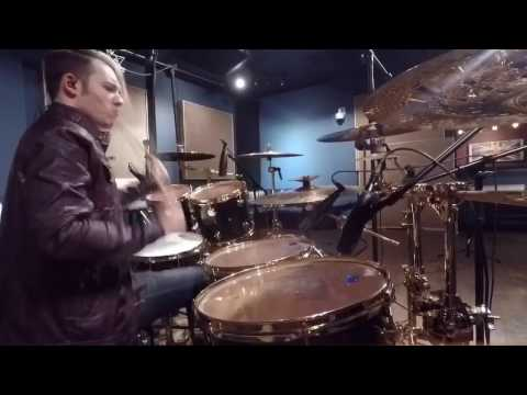 Carol of the Bells (Instrumental) Drum Cover - Thomas Branch