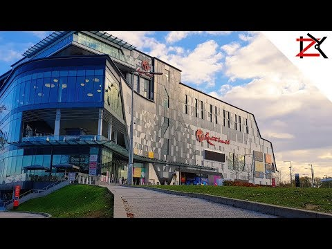 RESORTS WORLD BIRMINGHAM TOUR GUIDE | Vortex Gaming Arena | Shopping | Dining | Entertainment