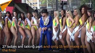 Video Heat is REAL at Miss BumBum 2018 Contest in Brazil download MP3, 3GP, MP4, WEBM, AVI, FLV November 2018