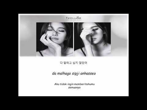 Lirik Lagu SUZY (수지) - I'm In Love With Someone Else [Han|Rom|Indo]