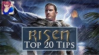 Risen Top 20 Tips (Spoiler-free)