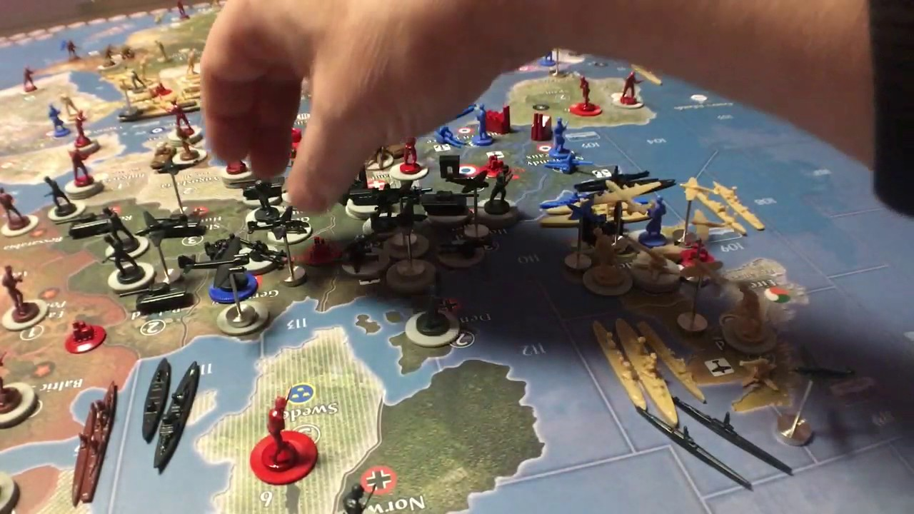 Axis And Allies Deutsch