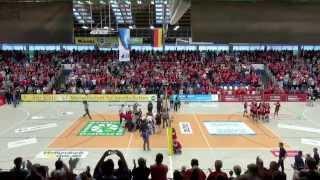 Radio Dresden gratuliert dem DSC zur Deutschen Meisterschaft 2014