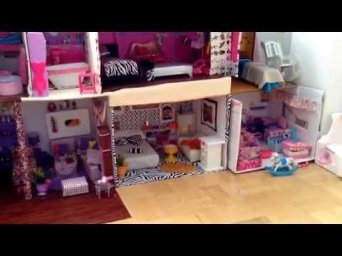 Ascensor de 3 niveles con plc doovi - Casa de barbie con ascensor ...