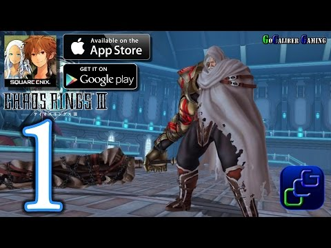 Chaos Rings 3 Android iOS Walkthrough - Gameplay Part 1 (English)