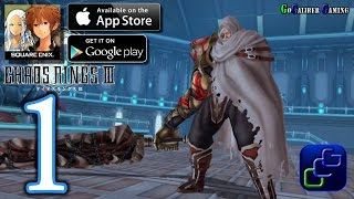 Chaos Rings 3 Android iOS Walkthrough - Gameplay Part 1 (English)