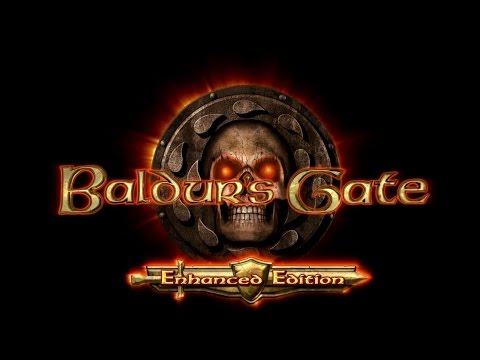 Let's Play Baldur's Gate: Enhanced Edition - Ep 4 - Leaving Beregost!