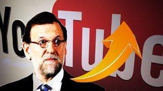 ¡Rajoy se ha hecho youtuber!