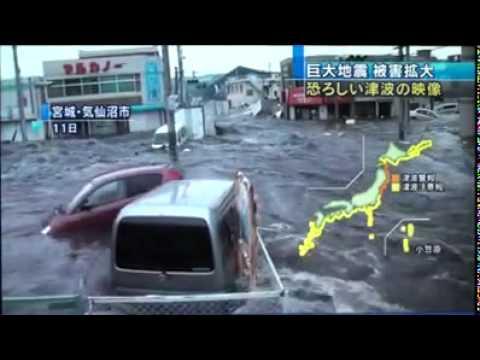 japan tsunami TV Asahi Corporation content