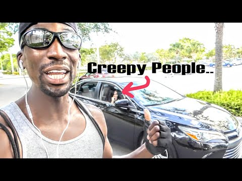 Why Does Vlogging Attacts Weird People? | Pompano Beach Coral Springs Vegan Vlogger