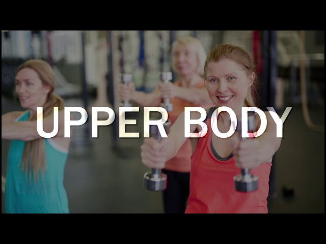 L2 - Upper Body Workout