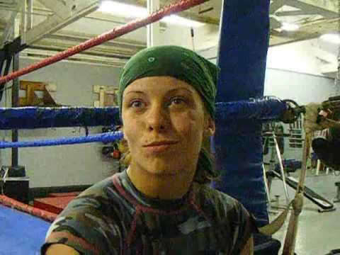 Jenna Shiver Interview Before Fight With Maureen Shea