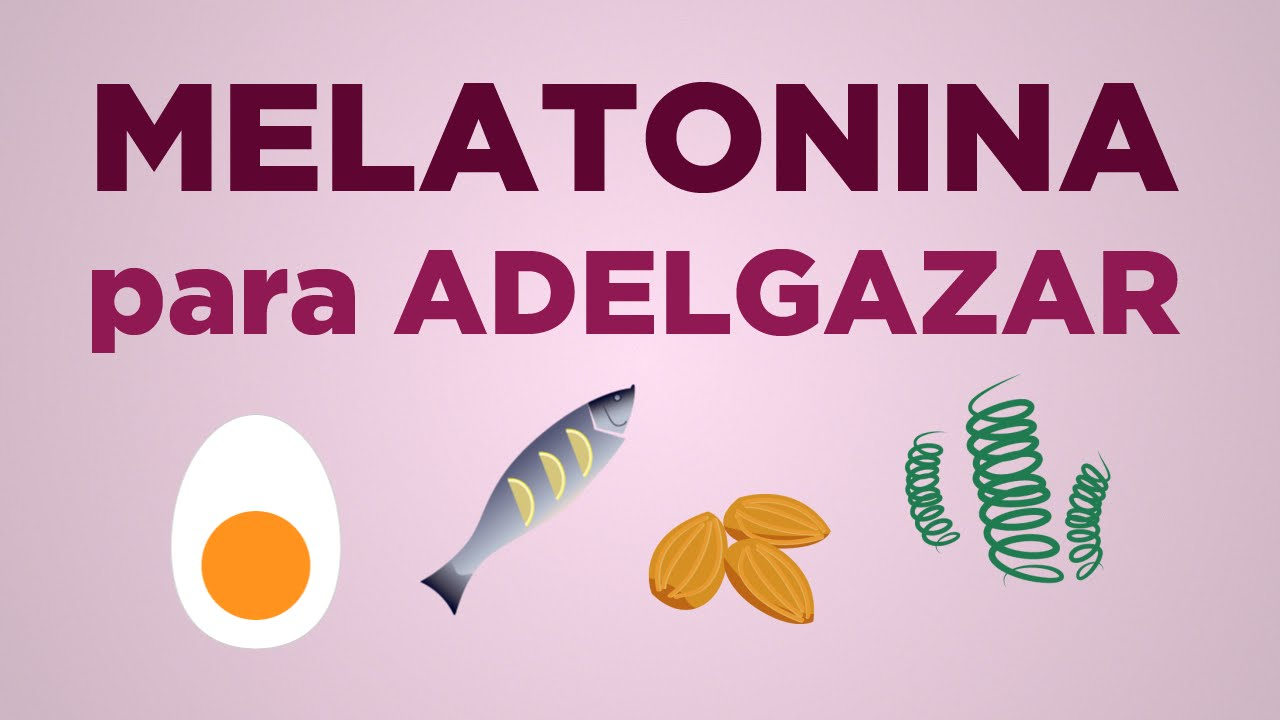 Cómo aumentar la melatonina para quemar grasas más rápido