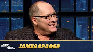 James Spader's Weekend Trip Turned into a Six-Month Quarantine