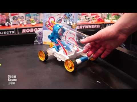 OWI Robotics Air Power Racer & Kingii Dragon Robot