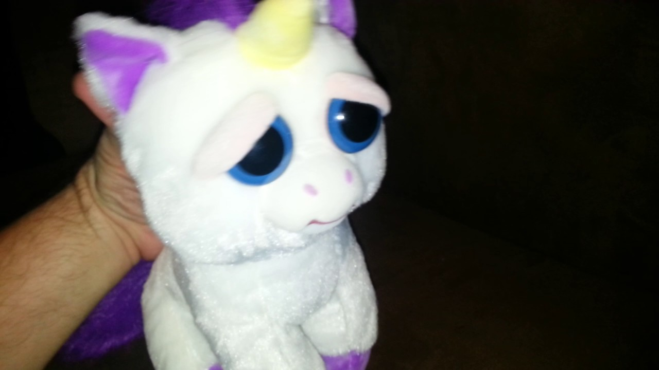 Feisty Pets Unicorn Glenda Glitterpoop Youtube