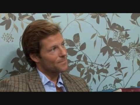 The Hub Behind the s at This Morning with Jamie Bamber