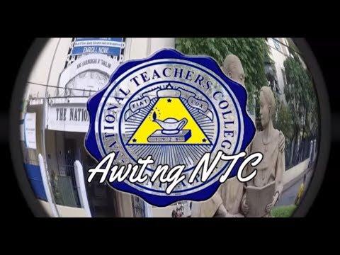 Awit ng NTC (NTC Hymn)