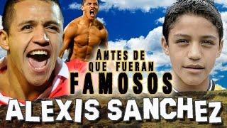 Alexis sanchez - antes de que fueran famosos - arsenal