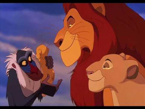 Lion King - Circle Of Life (Russian)