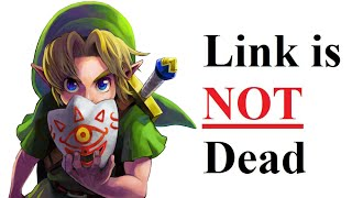 Zelda Theory: Is Link Dead In Majora's Mask? Link is not dead! (In-depth) Voiced by RMFH