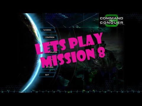 """Command & Conquer 3 Tiberium Wars Campaign – """"Mission 8 – Cairo"""""""