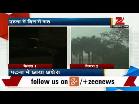 Patna witnesses sudden change in weather