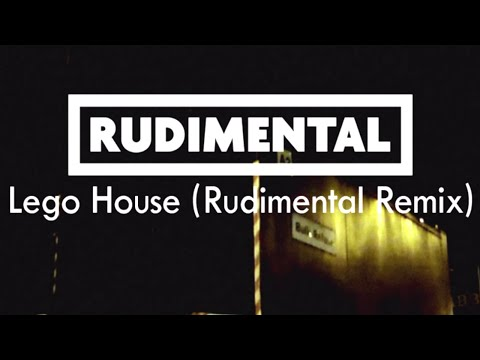 Ed Sheeran - Lego House (Rudimental Remix) [Official]