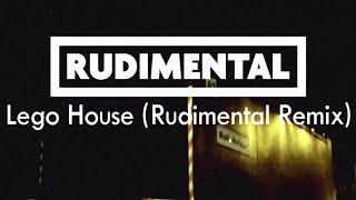 Ed Sheeran - Lego House (Rudimental Remix) [Official]