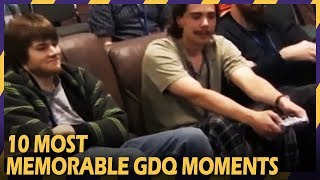 10 MOST MEMORABLE GDQ MOMENTS | #ZOOMINGAMES
