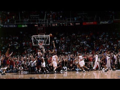 1999 NBA Playoffs ECR1 Game 5 - Knicks vs Heat - Final minute