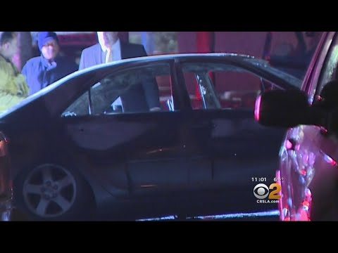 Body Found In Burning Car Parked In Bell Gardens Lot