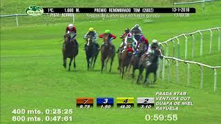 Vidéo de la course PMU PREMIO RENOMBRADO TOM 2002