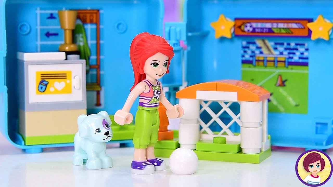 Download Mia's Soccer Cube ⚽️ Lego Friends build & review