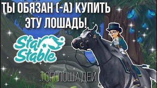 Какую лошадь купить? Полезные лошади в Star Stable Online? Игры про лошадей