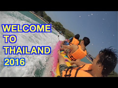 THAILAND TRIP : BANGKOK - PATTAYA - KOH LARN | INDONESIAN 2/3