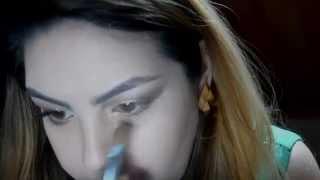 Maquiagem Inspirada na Claudia Leitte - Ouro e Marrom por Talita Almieda Thumbnail